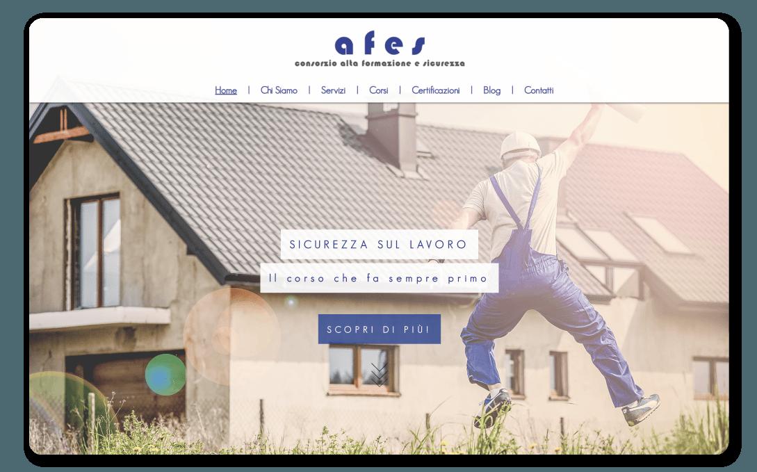 Siti Web Altino - Web Designer Altino- Loghi Altino - Nicola Pugliese - Sito Web Sicurezza