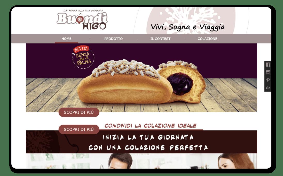 Siti Web Altino - Web Designer Altino- Loghi Altino - Nicola Pugliese - Sito Web Buondi